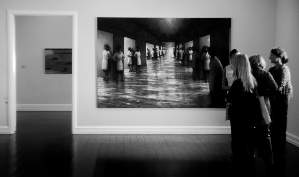 Peter Martensen exhibition at Brandts13 in Odense, Denmark. leica M8, Canon LTM 50mm, f1.8