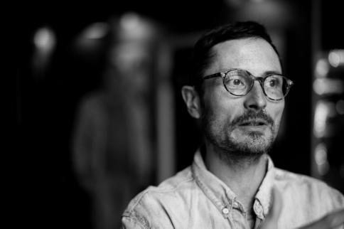 Filminstruktør Michael Noer.