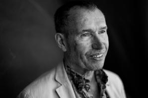 Forfatter Carsten Jensen, Heartland Festival.