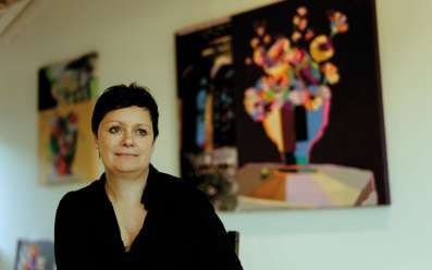 Ann-Lisbeth Sanvig - billedkunstner