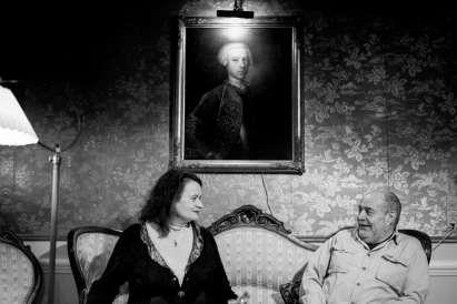 Mathilde Bondo og Lasse Helner - musikere. Vinder af Odense Live æresprisen 2014
