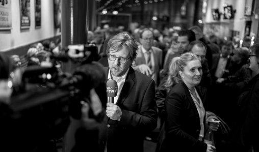 TV2/Fyn Live, Martin Mulvad Ernst.