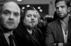 David Dencik, Nicolas Bro og Nikolaj Lie Kaas.