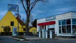 Ærøskøbing tankstation.
