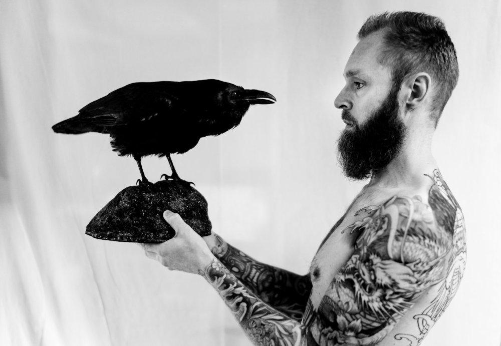 Søren Granhof Schjøtt. Lowkey Tattoo, Svendborg.
