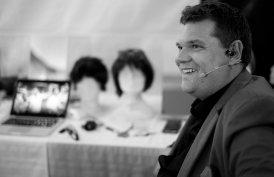 Lars Arvad, skuespiller og direktør, Odense Sommerrevy.