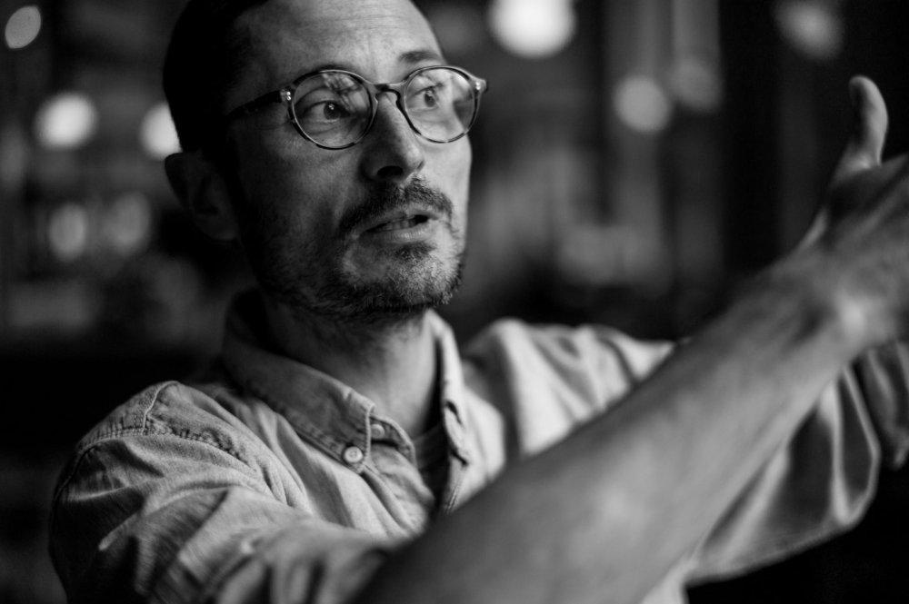 Filmindstruktør / Director Michael Noer