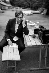 Kulturredaktør Martin Mulvad Ernst, TV2/Fyn.