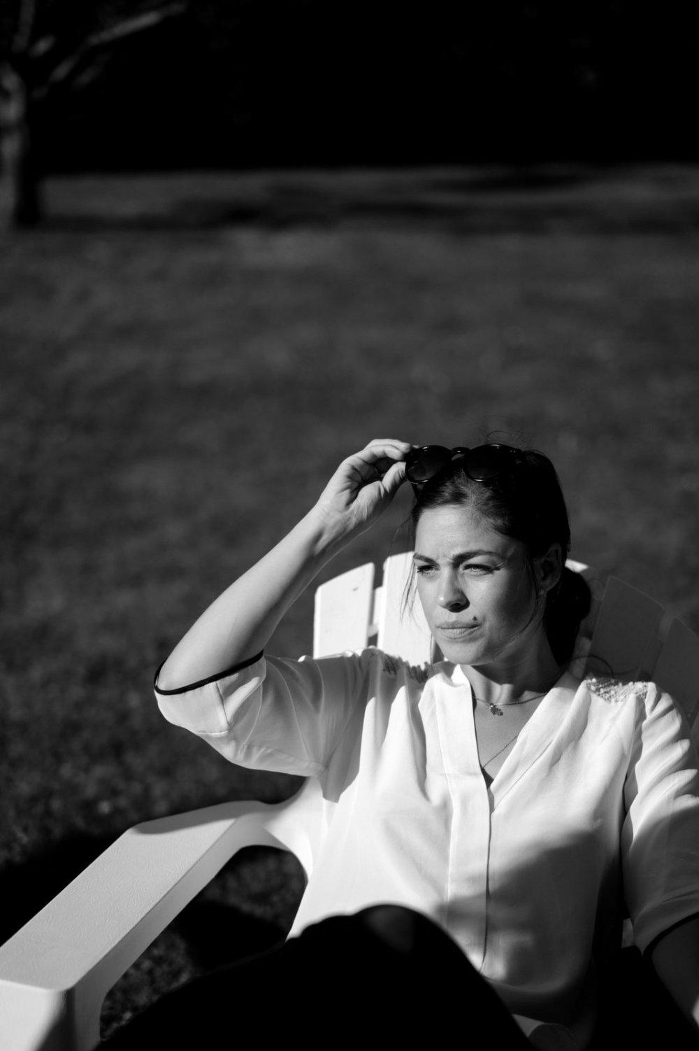 Natalie Madueño, skuespiller.