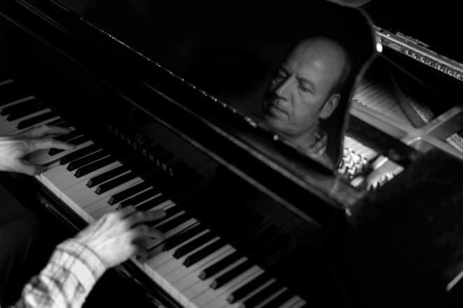 Peter Skumme, musiklærer.