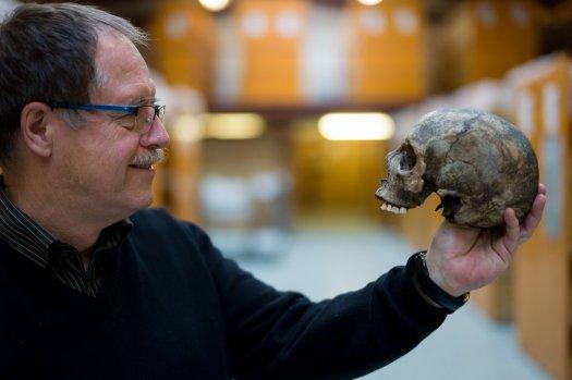 Jesper Boldsen professor biologisk antropologi professor dr. med.